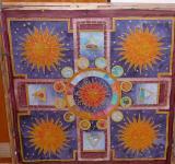 Hedvábný šátek - Znamení zvěrokruhu