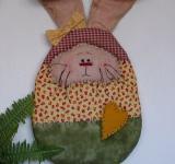 Velikonoční dekorace - zajíček