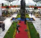 Celkový pohled na pavilon