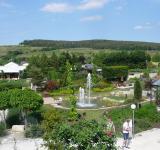 Výhled na některé zahrady