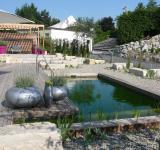 Zahrada nově otevřená v roce 2017