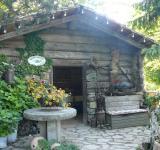 Celý areál je založen v duchu přírodních zahrad
